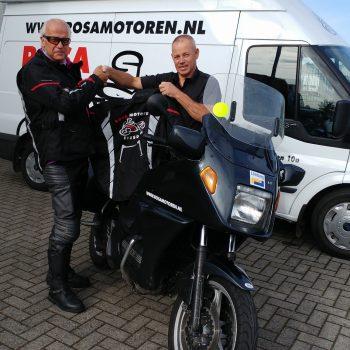 Motords gesponsord door Rosa Motoren
